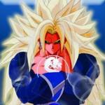 Saiyan Battle of Goku Devil LIPStudio