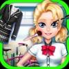 高校ファッションサロン – 女の子ゲーム 6677g.com