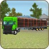 Log Truck Driver 3D Jansen Games