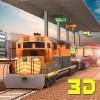 3D貨物列車クレーンシミュレータ Reality Gamefied