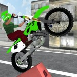 City Motorbike Racing 3D i6Games