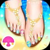 Seaside Feet Salon-Girl Game TNNGame