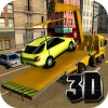 Tow Truck: Car Transporter 3D MobileHero