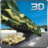 陸軍貨物飛行機空港3D Nation Games 3D