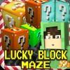Lucky Block Maze – Survival Best Apps 2015