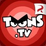 ToonsTV: Angry Birds video app Rovio Entertainment Ltd.
