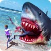 Wild Shark Beach Attack YOUQUMONI APPS