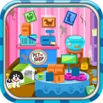 Clean up pet shop LPRASTUDIO