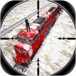 Rush Hour Train Sniper 3D Awesome Action Games