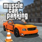 PARKING MUSCLE CAR baklabs