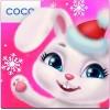 バニー・ブー – 私のクリスマスペット Coco Play By TabTale