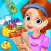 キッズスーパーマーケットのショッピングゲーム Gameiva