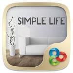 Simple Life GO Launcher Theme ZT.art
