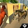 トランスポータートラック馬のスタント 3D Games Village