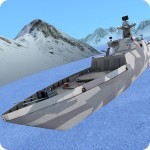 3D Navy Battle Warship MobileGames