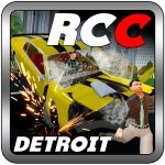Real Car Crash Detroit MiamiCrimeGames