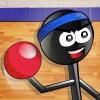 Stickman 1-on-1 Dodgeball TheApp Ward