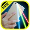 Laser pointer flashlight UddinApps