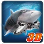 Ancient Shark Megalodon 3D YOUQUMONI APPS