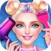 Celebrity Winter Hair Salon Beauty Girls