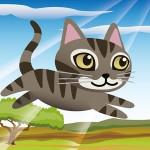 ジャンプジャンプ・キャット 猫ゲーム無料 evoxInc.