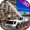 クレーン:建物の破壊 Raydiex – 3D Games Master