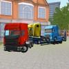 Truck Transporter 3D Jansen Games