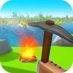 Pixel Island Survival 3D PixelIsland