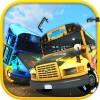 スクールバス・スタントカーレース Lunagames Fun & Games