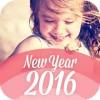おしゃれ年賀2016 基本料無料写真年賀状をスマホでデザイン FoglioInc.