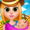 My NewBorn Farm Adventures BullStudios
