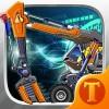Toy Robot War:Robot Excavator acool