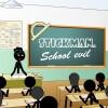 Stickman School Evil Stickman Games