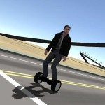 Hoverboard Segway Driving CrazyMist