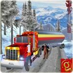 ドライブ 雪 山 油 トラック Gambit SIM Studios