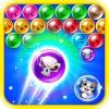 バブルウィッチキティゲーム。 Bubble Pop Studio