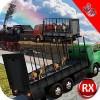 大きなトラック輸送列車 Raydiex – 3D Games Master