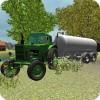 Classic Tractor 3D: Milk Jansen Games