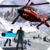 雪の交通ラッシュの救助2016 Reality Gamefied