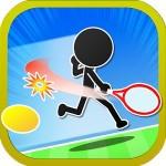 豪快ショット連発!ストレス発散テニスゲーム 「エアK」 OTJMedia