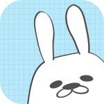 ドードルラビット : Doodle Rabbit Iyoda