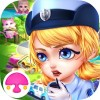 Town Policewoman-Dressup&Care TNNGame