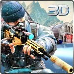 雪山スナイパー Nation Games 3D