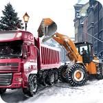 Loader & Dump Truck Winter SIM TrimcoGames