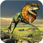 Dilophosaurus Survival WildFoot Games