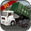 Garbage Truck Simulator 2016 World 3D Games