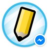 Draw Something for Messenger Zynga