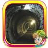 洞窟からトンネル脱出 EightGames
