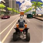 ATV Quad Traffic Racing Play Speed Racing