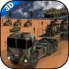 軍の貨物輸送トラック Great Games Studio